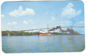 Thousand Islands International Bridge, Thousand Islands, New York, 40-60s
