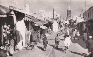 RP: RABAT , Morocco , Ruer Souika , PU-1953