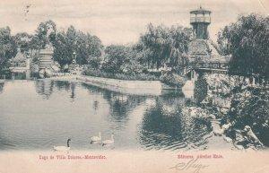 MONTEVIDEO, Uruguay, PU-1909; Lago De Villa Dolores