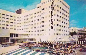 The Empress Hotel Pool Cabana Club Miami Beach Florida