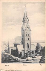 Norge, Norway, Molde, Kirke, Church