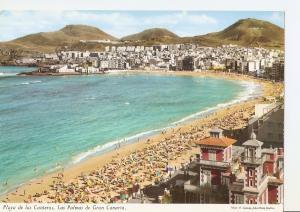 Postal 035379 : Playa de las Canteras Las Palmas de Gran Canaria