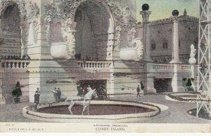 NEW YORK CITY , 1900-10s ; Hippodrome , Dreamland ; CONEY ISLAND