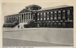 RALEIGH , NC, 1930-50s ; Meredith College