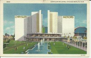 Chicago World's Fair, Chrysler Building
