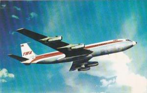 Trans World Airlines Boeing 707