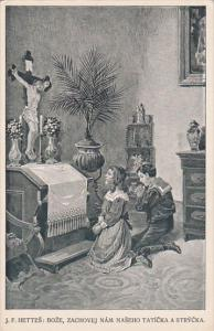 J. F. Hettes: Boze, Zachovej Nam Naseho Taticka a Strycka, Czech Republic, 00...