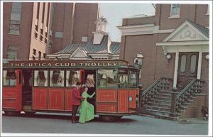 The Utica Trolley