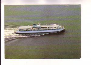 M V Queen of Saanich, Ferry, Victoria, Britsh Columbia, Photo George McNutt