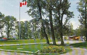 Canada St Patrick's Island Campground Calgary Alberta