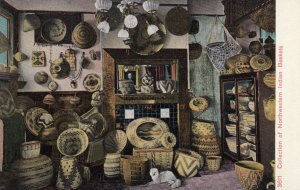 Collection of Northwestern Indian Baskets , 00-10s