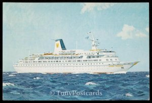 Royal Cruise Line - m/s Golden Oddysey