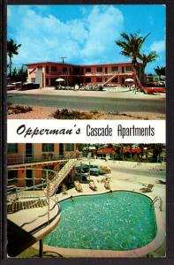 Opperman's Cascade Apartments,Singer Island,Palm Beach Shores,FL