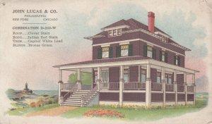 John Lucas & Company Paints , 1900-10s