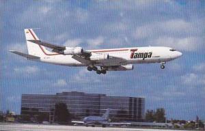 TAMPA COLUMBIA BOEING 707-321C