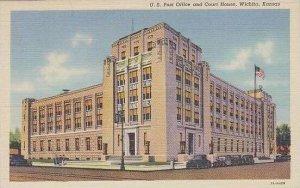 Kansas Wichita Post Office And Court House