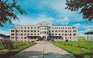 Sanatorium Saint-Joseph , St-Basile, Comte Madawaska, New Brunswick , Canada ...