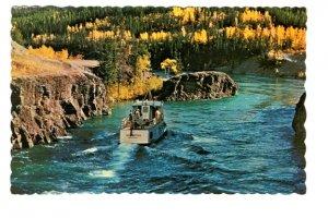 Whitehorse Rapids, Excursion Boat Schwaika, Ontario, Used 1977