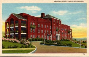 Maryland Cumberland Memorial Hospital