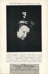 Ghost Photograph, Librairie Spirite, Le Courrier Spirits Belge (1910s) VI