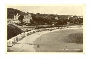 Swansea , Wales, Langland Bay , 1920-30s