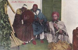 Tanger , Morocco , 00-10s ; Snake Charmers
