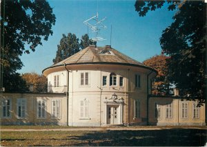 Postcard Slovakia hubice the small castle architecture