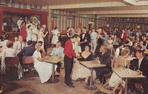 MT. POCONO, Pennsylvania,1950-1960s; The Club Suzanne - Mount Airy Lodge