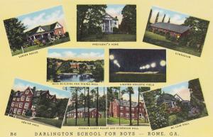 ROME , Georgia , 30-40s ; Darlinton School for boys