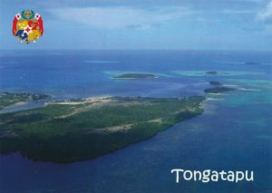 Tongatapu Island - Kingdom of Tonga - South Pacific Ocean