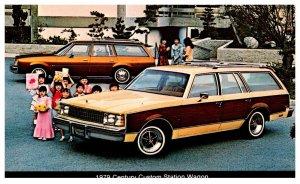 1979 Century Custom Station Wagon   , Buick