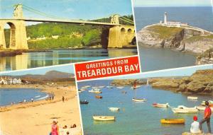uk8712 greetings from trearddur bay wales  uk