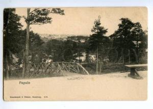 147656 Finland PAPULA Vintage postcard