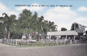 ST. PETERSBURG, Florida, 1930-1940's; Wedgwood Inn