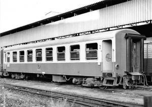 Railway Transport BB 842 (construction 1967) Piree, J.-L. Rochaix 1969