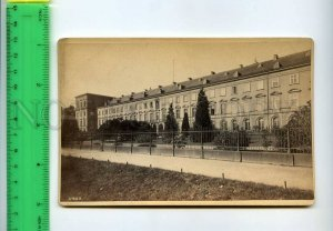 294083 GERMANY Bonn university Vintage CABINET PHOTO