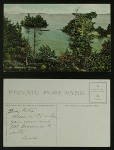 Thousand Islands In the admiralty group c 1910