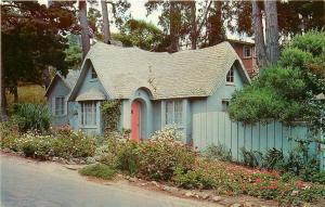 CA, Carmel-By-The-Sea, California, The Doll House, Dexter Press No. 42491-B
