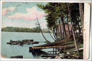 Private Camp, Adirondack Mts