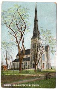 Augusta, Me, Congregational Church