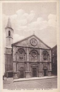 La Cattedrale - Arch B. Rossellino, Pienza (Siena), Italy, 1900-1910s