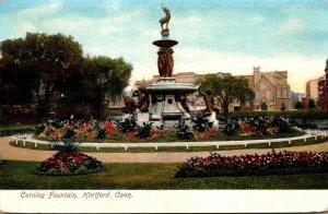 Connecticut Hartford The Corning Fountain