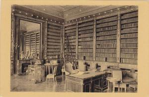 COMPIEGNE, Oise, Fracne; Chateau, Cabinet de Travail de l'Empereur, 10-20s