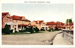 Connecticut Woodmont Poli's Cottages 1942