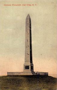 12049  NY Utica 1908   Oriskany Monument