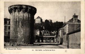 CPA POITIERS - La Porte de Paris (365662)
