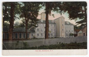 Middleville, N.Y., Felt Mill