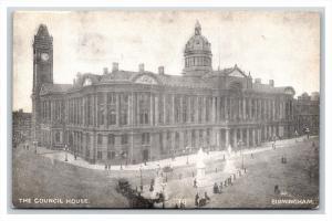 England Birmingham   Council House