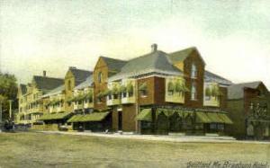 Braeburn Hotel Guilford ME Unused