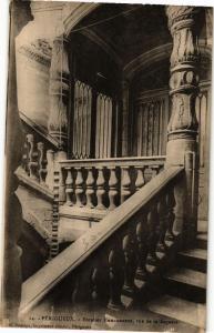 CPA PÉRIGUEUX-Escalier Renaissance ru de la Sagesse (233587)